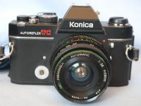 Konica Autoreflex TC SLR Camera c/w 28mm Lens £14.99